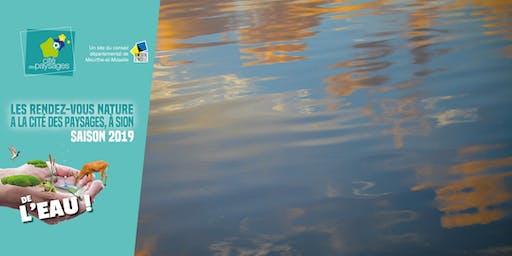 Atelier bricolage: Petits jeux aquatiques (accès libre)