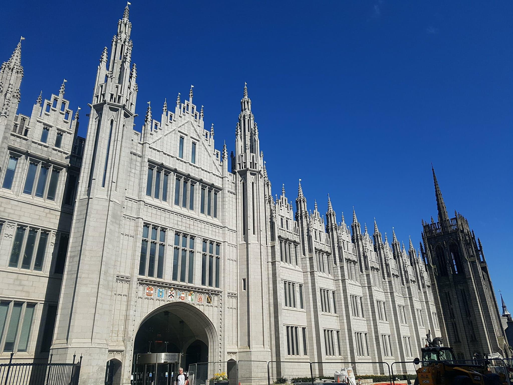 Aberdeen City Centre Free Walking Tour - Espa