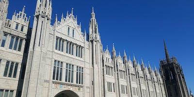 Aberdeen City Centre Free Walking Tour - Español/Spanish