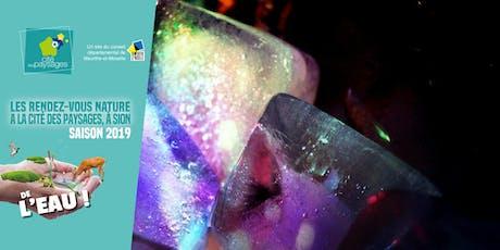 Atelier artistique: Christian Claudel, peinture en gelée (accès libre). tickets