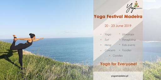 Yoga Festival Madeira - for Everyone in a stunning natural setting