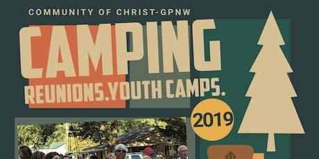 Camp Zarahemla @ Lewis River 2019 tickets