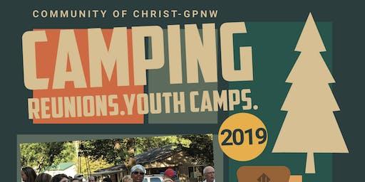 Camp Zarahemla @ Lewis River 2019