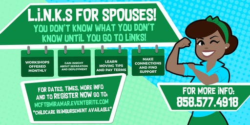 L.I.N.K.S. For Spouses-Weekday