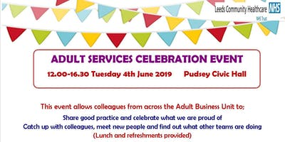 Adult Business Unit Celebration Event