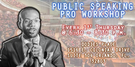 Public Speaking Pro Workshop tickets