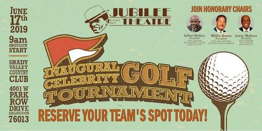 Jubilee Theatre's Inaugural Celebrity Golf Tournament