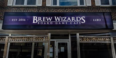 DC Board Game Club - Off Campus @ Brew Wizards