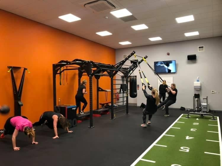 Functional Training Workshop WEDNESDAY 20th M