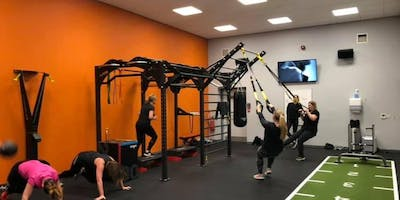 Functional Training Workshop THURSDAY 21st MARCH