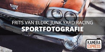 Junk Yard Racing sportfotografie met Frits van Eldik