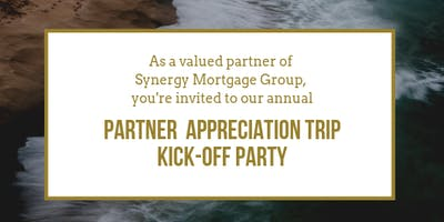 Partner Appreciation Kick-Off
