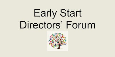 Early Start Director's Forum