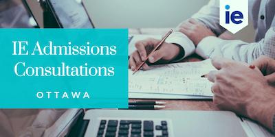 IE Admission Consultations - Ottawa