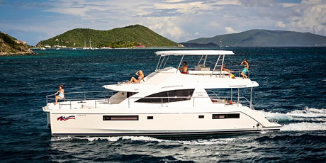 Powerboat Chartering Fundamentals in the BVI's tickets