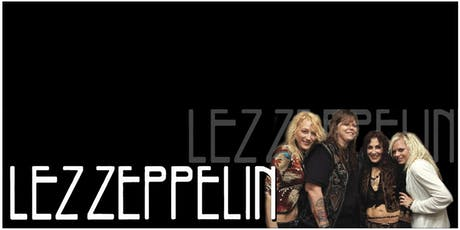 Lez Zeppelin w/ She Said tickets