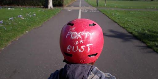 Leith Links to Portobello Family Ride - Edinburgh Festival of Cycling
