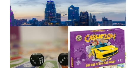 Cashflow Kansas City game night with local Real Estate Investors! tickets