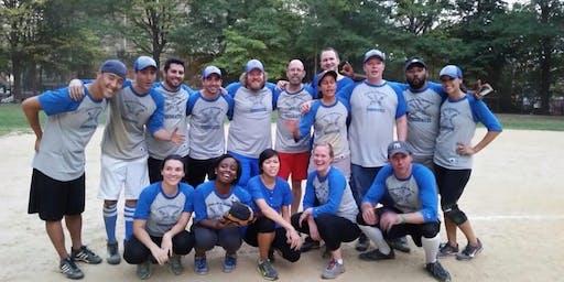 2019 NYC Softball Season