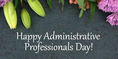 2019 Administrative Professional\