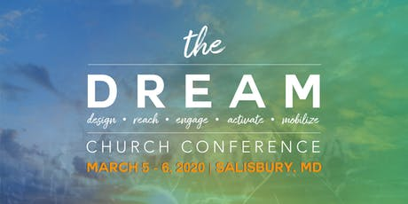 The DREAM Church Conference 2020 tickets