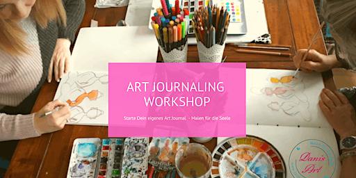 Art Journaling Starter Malkurs