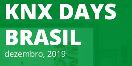 KNX Days Brasil tickets