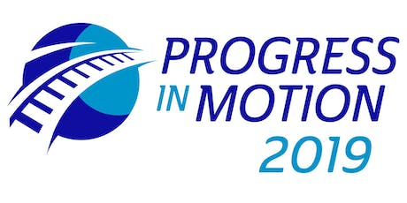 Progress in Motion Rail Forum ~ 2019 tickets