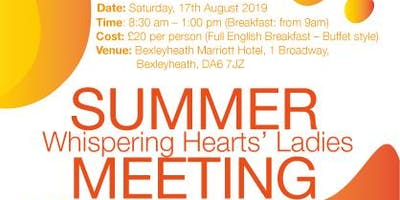 POSITION - SUMMER BREAKFAST MEETING FOR LADIES