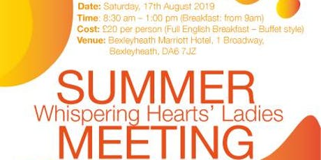 POSITION - SUMMER BREAKFAST MEETING FOR LADIES tickets