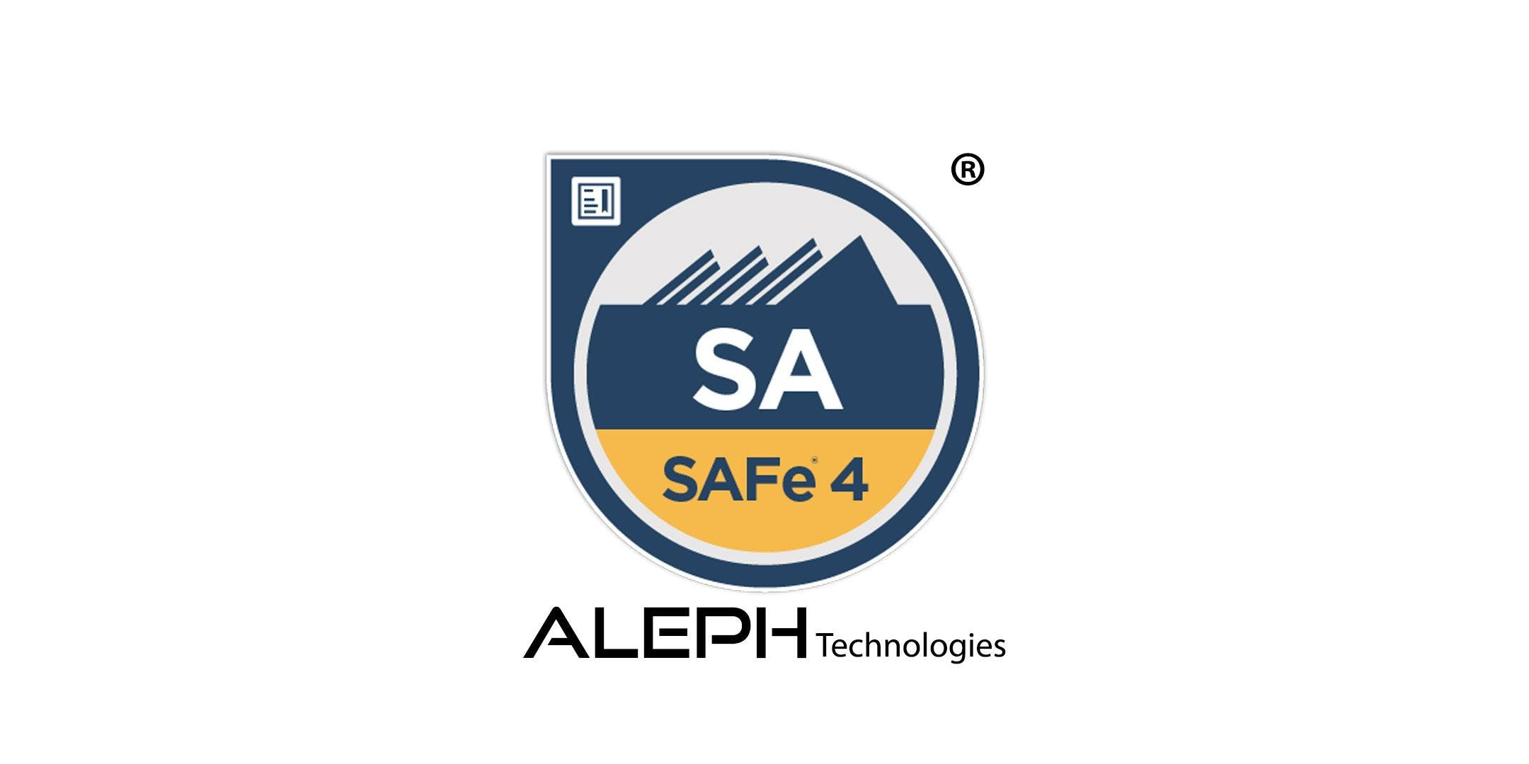 Leading SAFe - SAFe Agilist(SA) Certification
