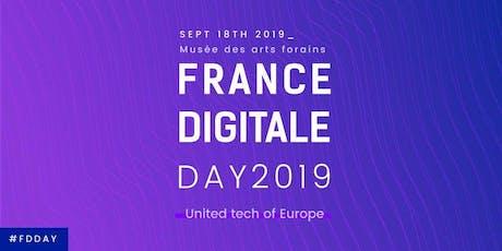 FDDay (France Digitale Day) 2019 billets
