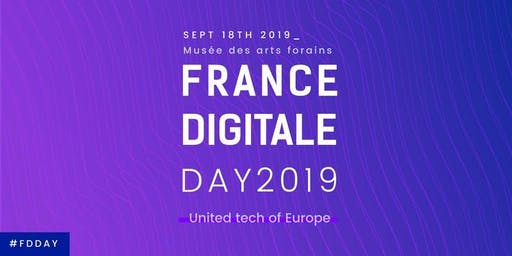 FDDay (France Digitale Day) 2019