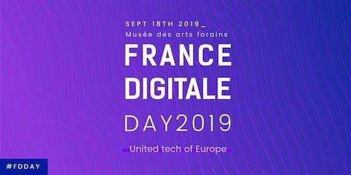 FDDay (France Digitale Day) 2019