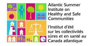 2019 l'Institut d'été sur les collectivités sûres et...