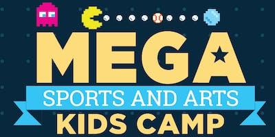 Mega Sports and Arts Camp 2019
