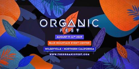 Organic Fest 2019 tickets