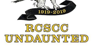RCSCC UNDAUNTED CENTENNIAL KICK OFF: MEET + GREET