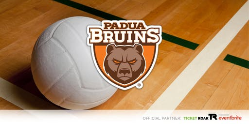 Padua Franciscan - Lady Bruin Volleyball Camp (Grade 6-8 Girls)