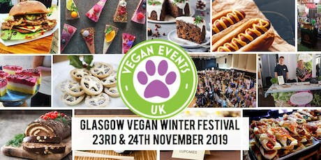Glasgow Vegan Winter Festival 2019 tickets