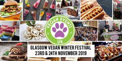 Glasgow Vegan Winter Festival 2019