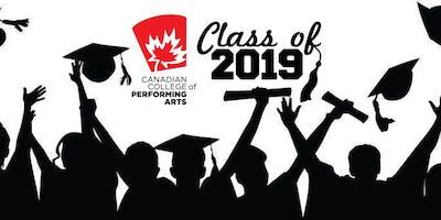 CCPA 2019 Graduation Ceremony & Dinner