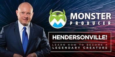 Monster Producer Sept Hendersonville