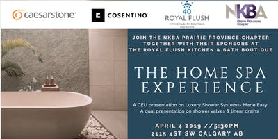 The Home Spa Experience