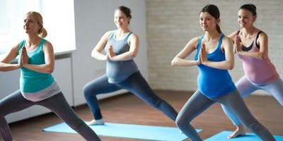 Prenatal Yoga - 6 week series