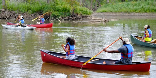 Seasons At Simmons: Kayak the Trinity River