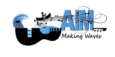 Making Waves - theraputic workshop and community musical extravaganza for all ablities