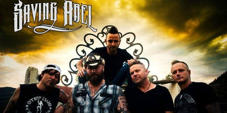 Saving Abel rocking at The Wildcatter Saloon tickets