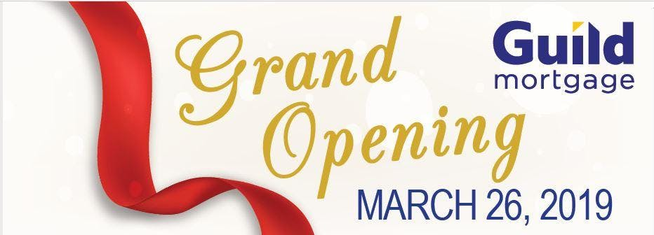 Guild Mortgage Chandler Branch Grand Opening