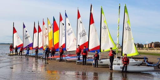 Summer School 1 (w/c 1st July; sailing or windsurfing)